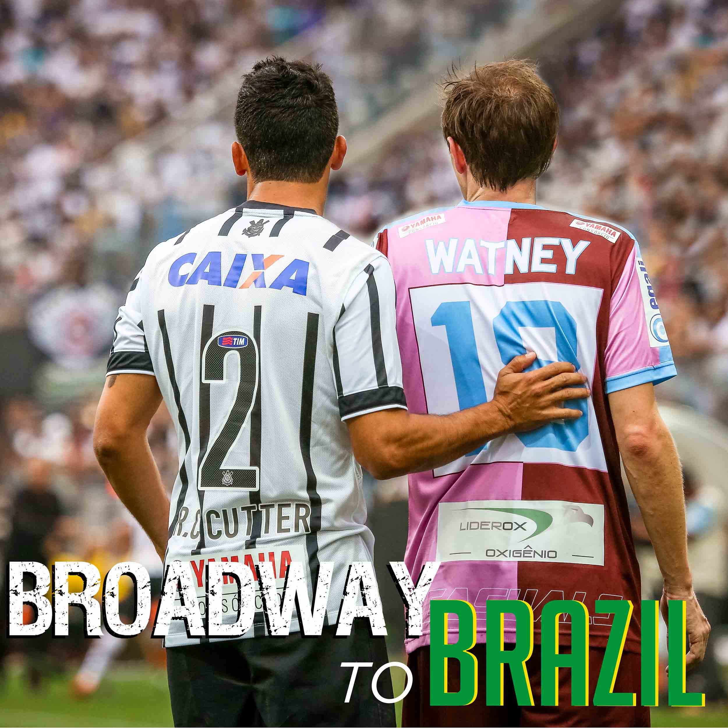Broadway To Brazil show art