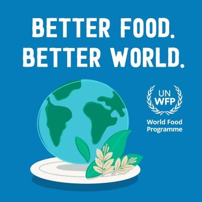 Better Food. Better World. show image