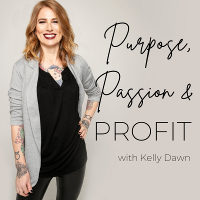 Purpose, Passion and Profit show image