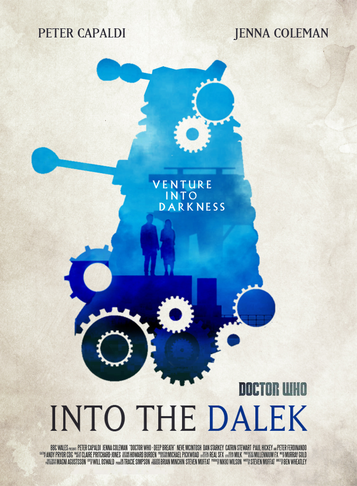 TDP 407: Into the Dalek
