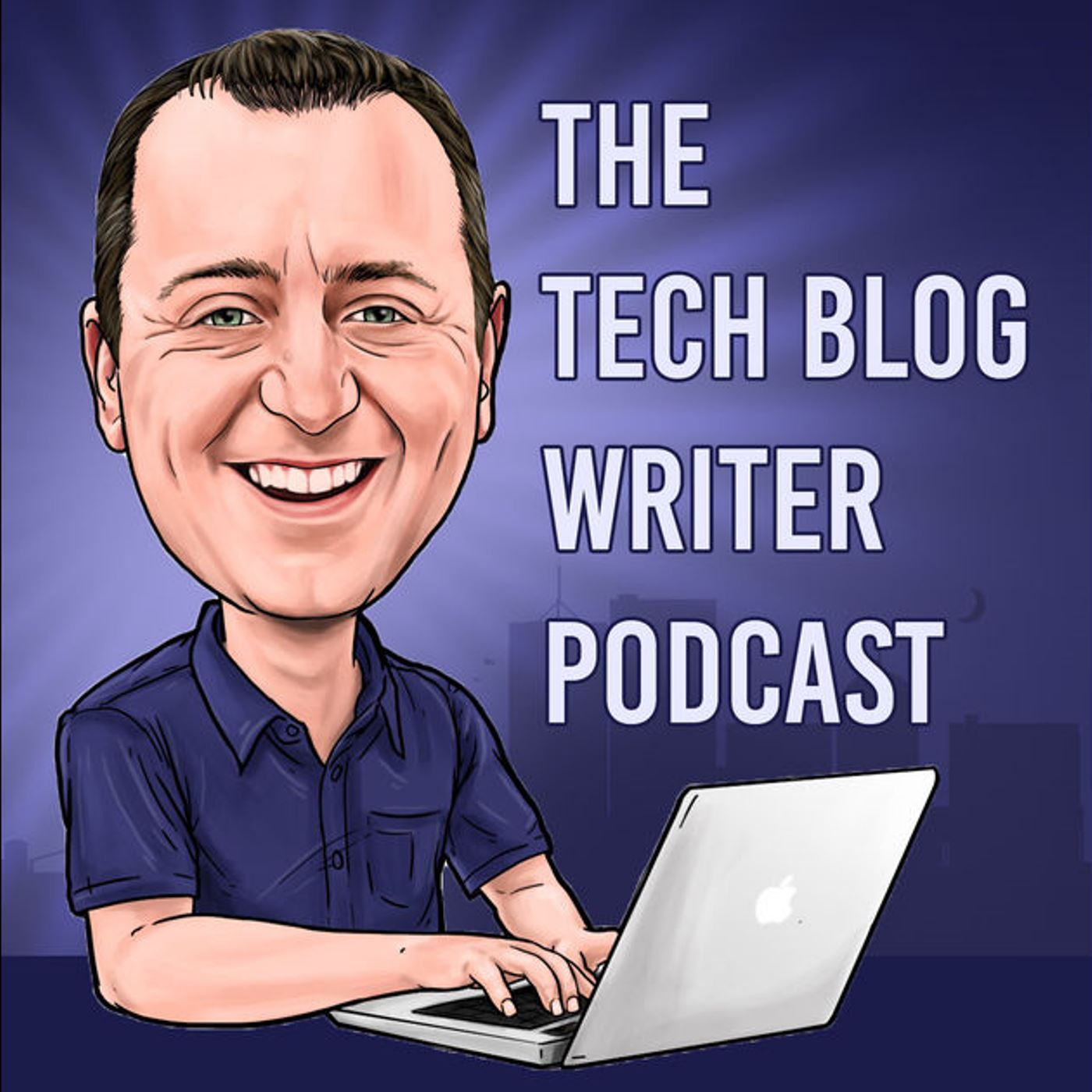 The Tech Blog Writer Podcast - Inspired Startup Stories & Interviews With Tech Leaders, Entrepreneurs, Innovators and Disruptors  logo