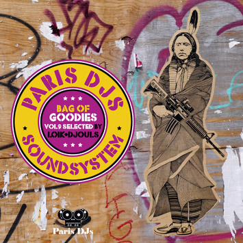 Paris DJs Soundsystem - Bag Of Goodies Vol.9