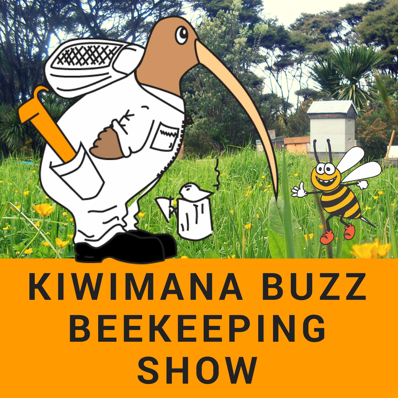 kiwimana Buzz Beekeeping Show - A Beekeeping Podcast/Show show art