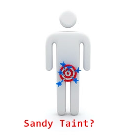 Sandy Taint Is Back