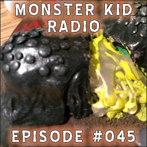 Monster Kid Radio #045 - Tom Biegler and the Island of Terror, Part Two