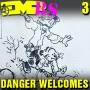 Artwork for EMBS Episode 003: Danger Welcome