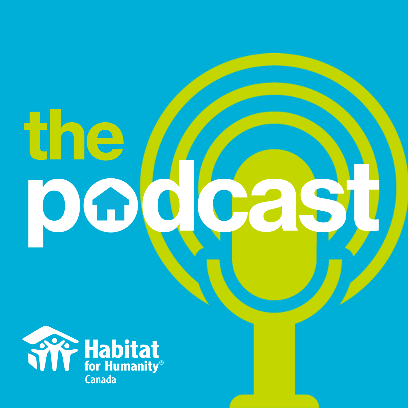 Habitat for Humanity Canada -The Podcast show art