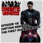 Artwork for Episode 45: Captain America: The First Avenger (2011)