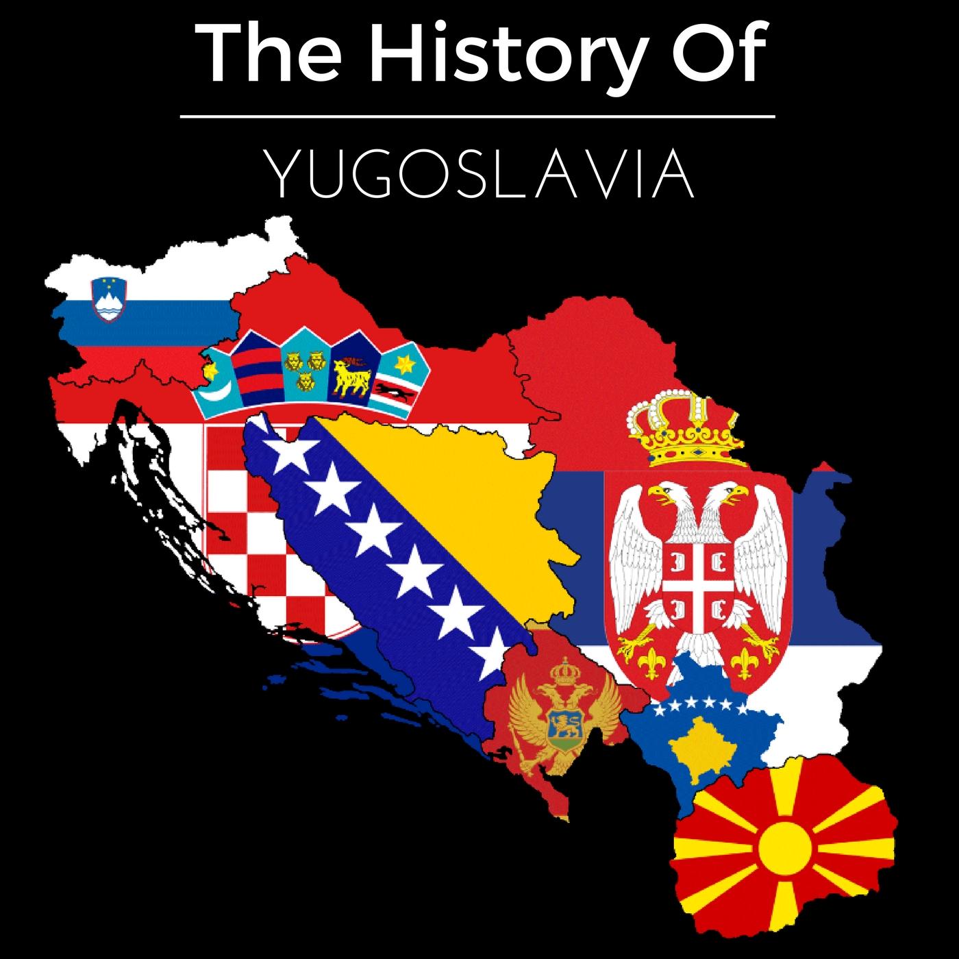 The History of Yugoslavia show art