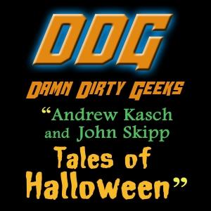 JOHN SKIPP & ANDREW KASCH - TALES OF HALLOWEEN