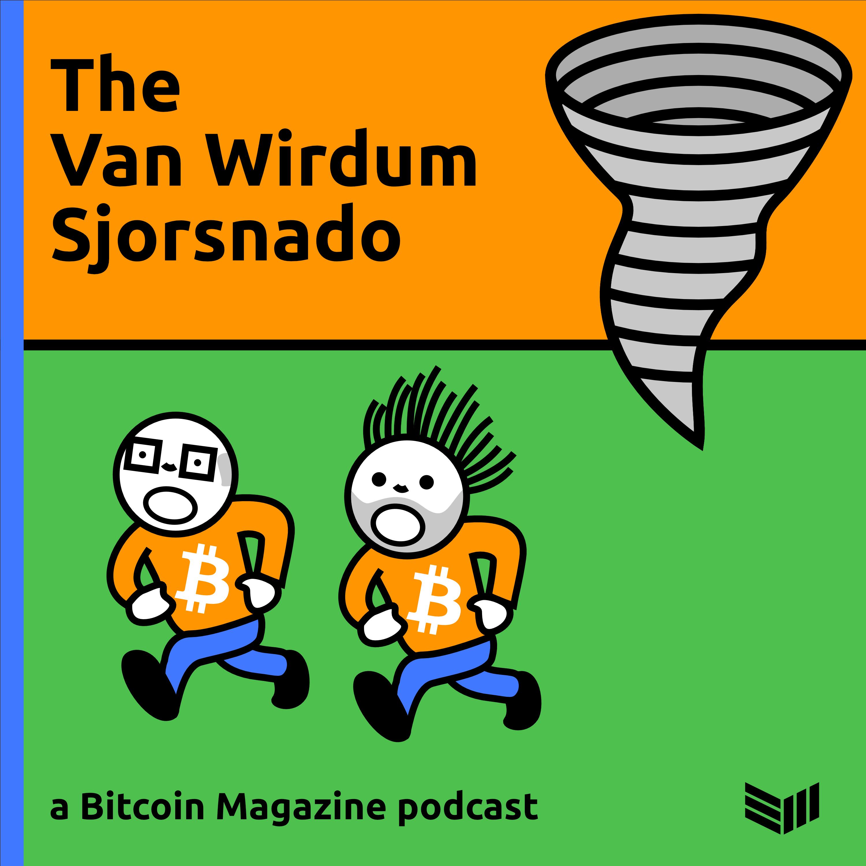 The Van Wirdum Sjorsnado - The Technical Side of Bitcoin show art
