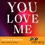 Artwork for Caroline Kepnes'You Love Me