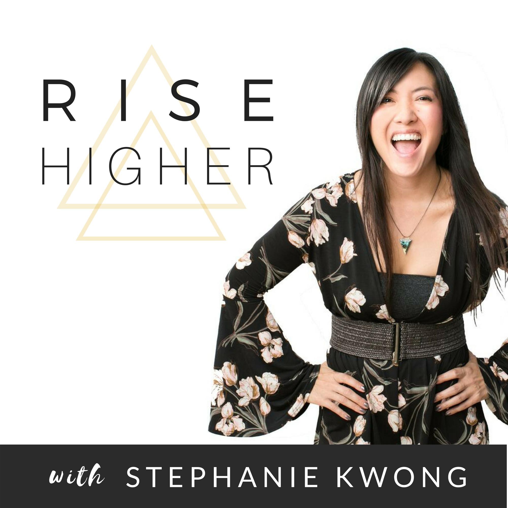 Rise Higher show art
