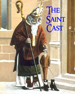 SaintCast Episode #34, Jolly Old St. Nick, More on Teresa of Avila, Saints of Advent, St. Jeopardy, feedback at 312.235.2278