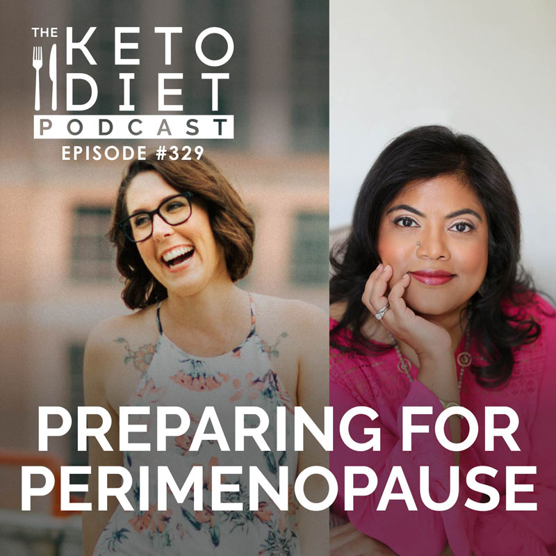 #329: Preparing for Perimenopause with Dr. Soma Mandal
