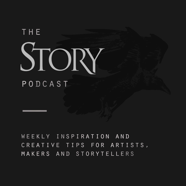 STORY Podcast show art