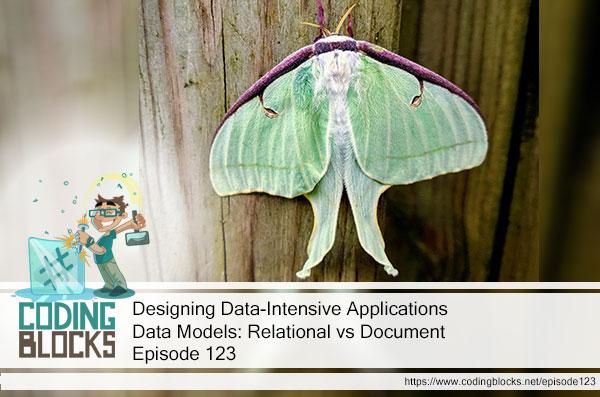 Designing Data-Intensive Applications - Data Models: Relational vs Document