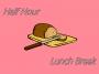 Artwork for Half Hour Lunch Break: Aadam (from On the Spot) & Dustin talk 3D Sonic
