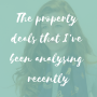 Artwork for The property deals that I've been analysing recently