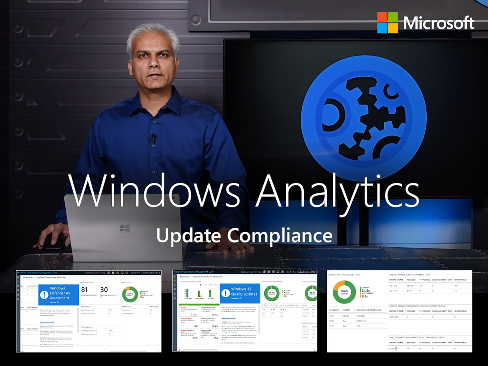 Artwork for An introduction to Windows Analytics Update Compliance