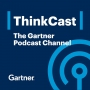 Artwork for Gartner ThinkCast 171: Let Data Drive Your Organization