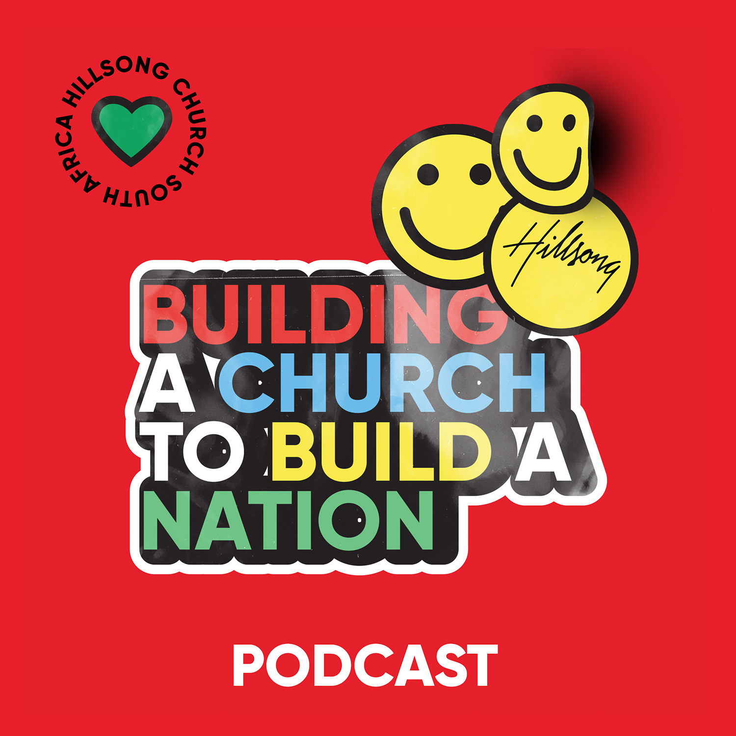 Hillsong South Africa Podcast On-The-Line
