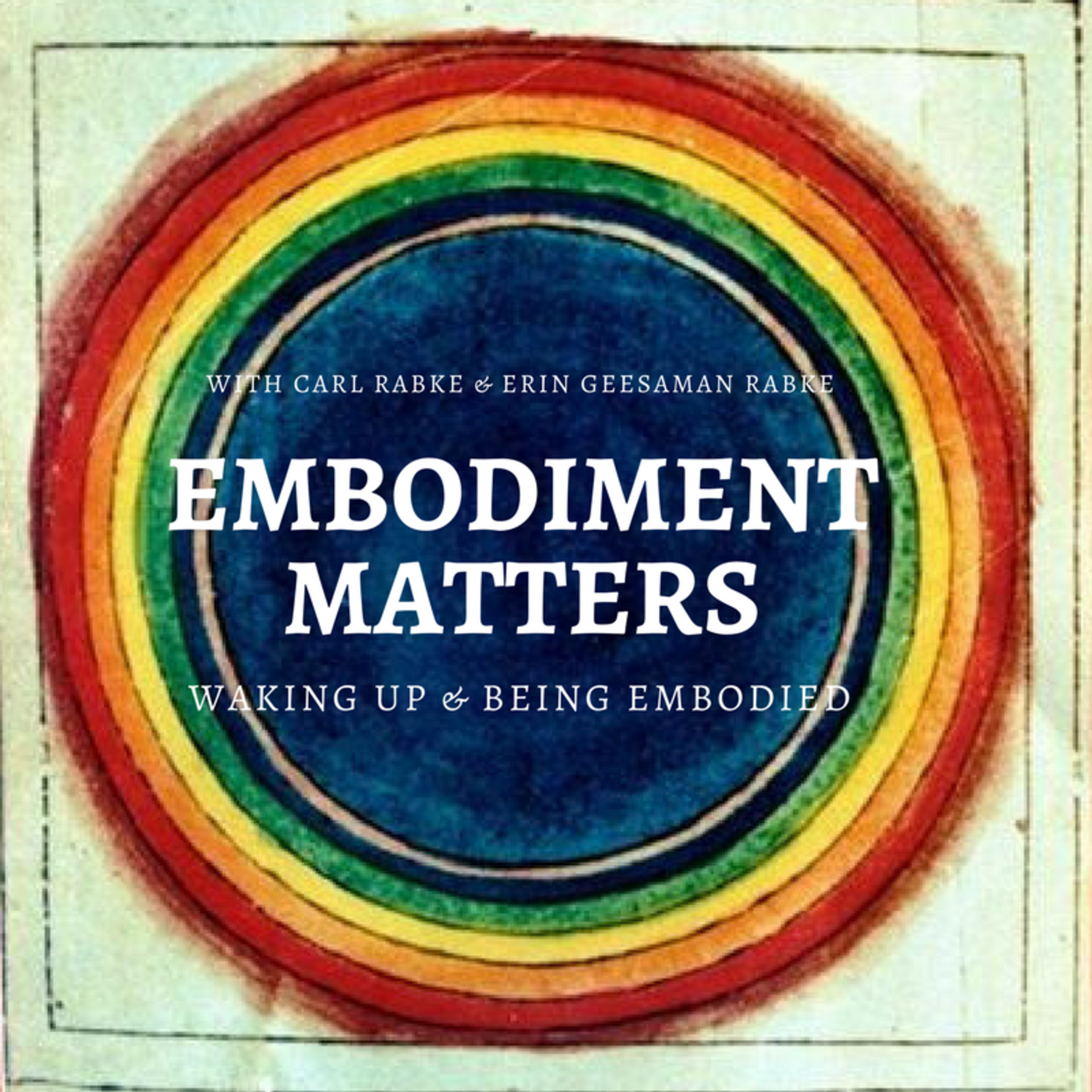 Embodiment Matters Podcast show art