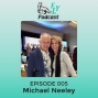 Artwork for EP005 - We need to wake up & become conscious with Michael Neeley