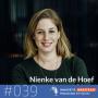 Artwork for #039 Nienke van de Hoef - Hoe (on)misbaar is de rol van HR in wendbare organisaties?