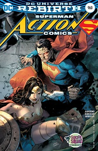 Rebirth: Action Comics 960