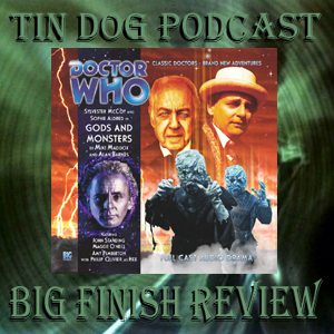 TDP 278: Big Finish Main Range 164 - Gods and Monsters