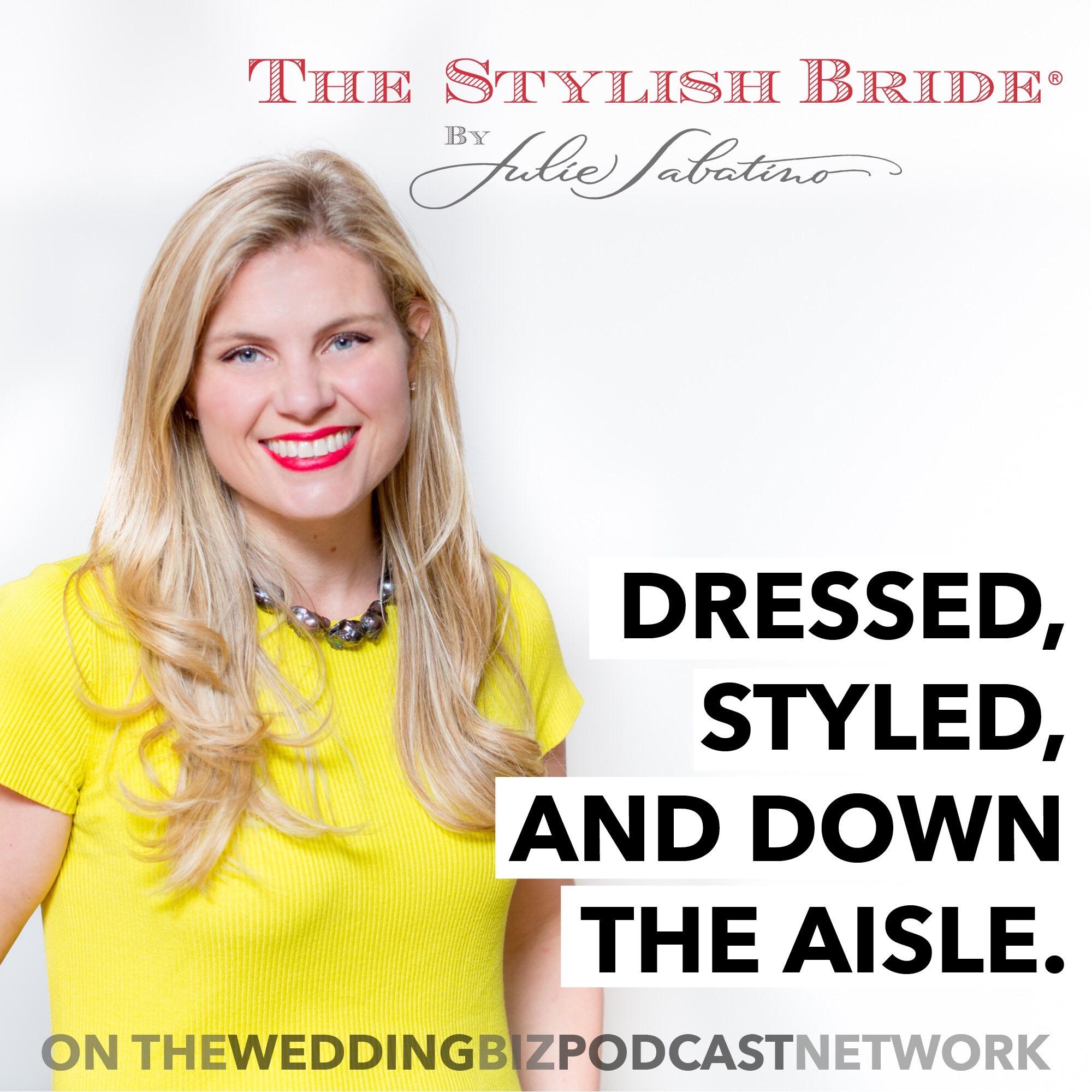 The Stylish Bride show art