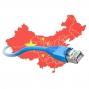 Artwork for #23 China Wants to Dominate the Internet | Dominique Lazanski