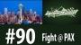 Artwork for QuadCast #90 Fighting in Seattle - PAX Adventure
