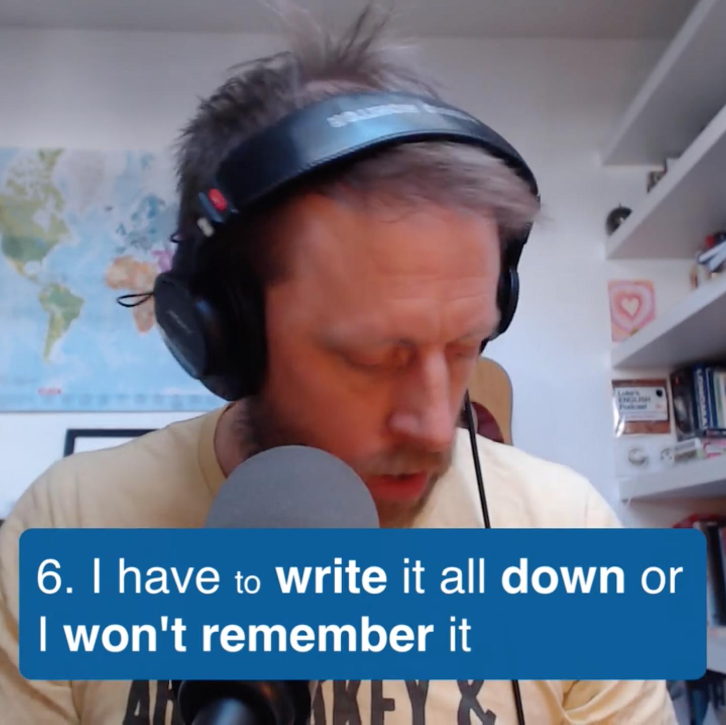 Artwork for P06 Pronunciation Drills Video