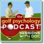 Artwork for Golf Psychology: How to Practice for the Course