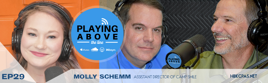 Playing Above The Line | 29 | Molly Schemm