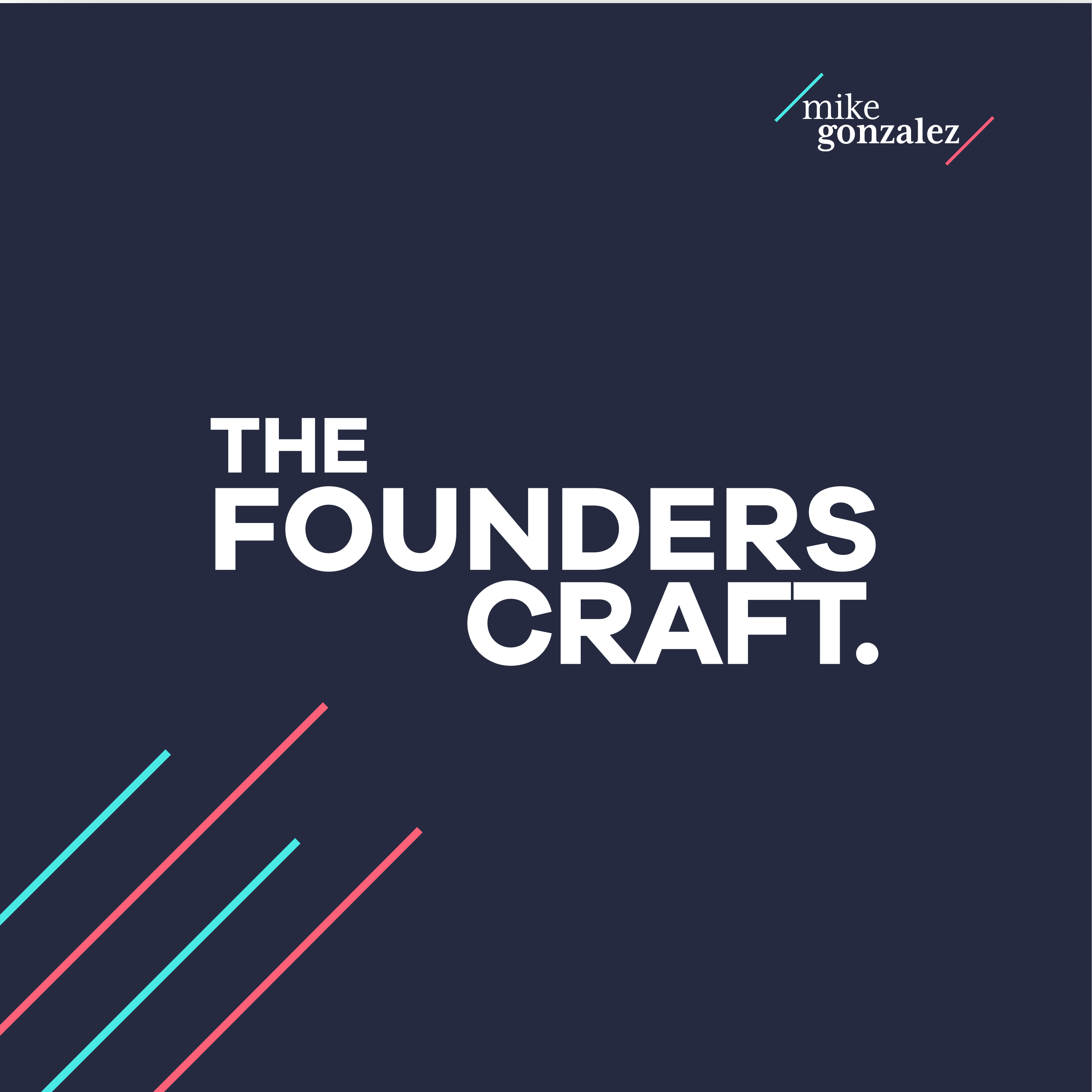 The Founders Craft show art