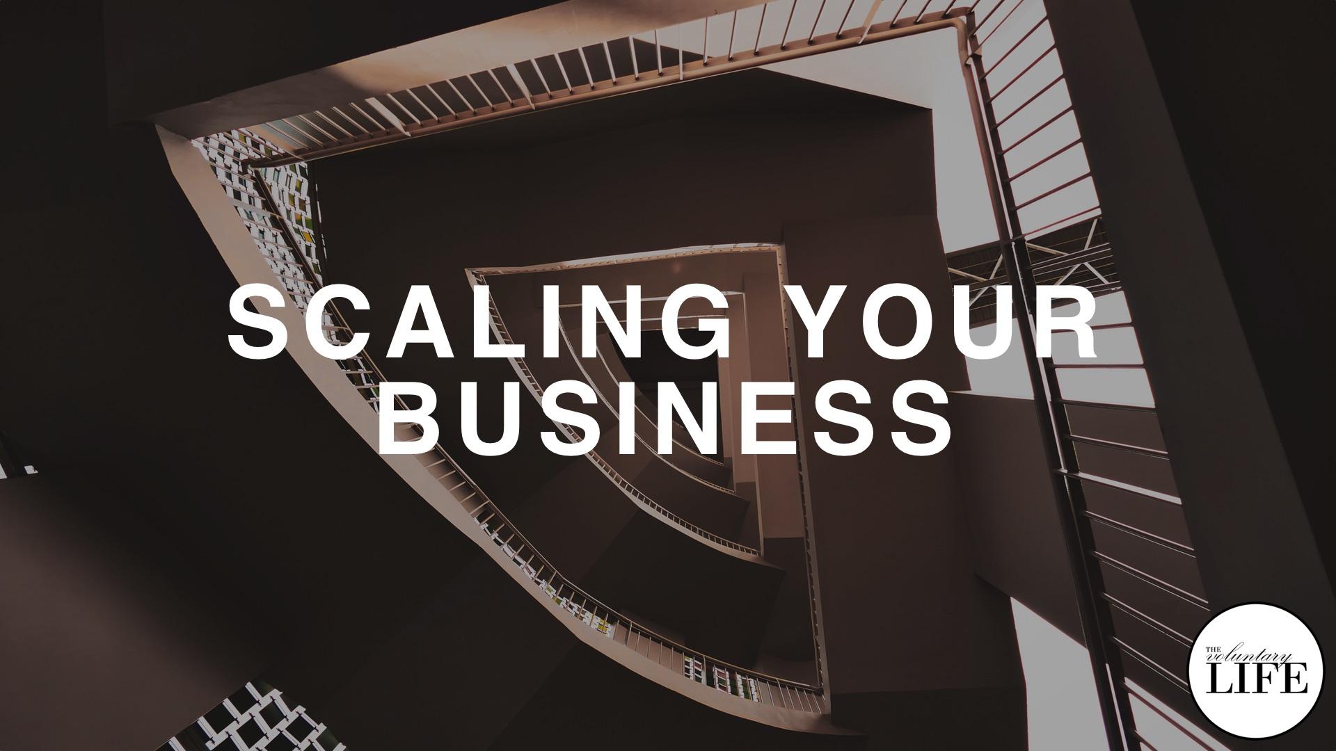 98 Entrepreneurship Part 15: Scaling Your Business