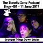 Artwork for The Skeptic Zone #451 -11.June.2017