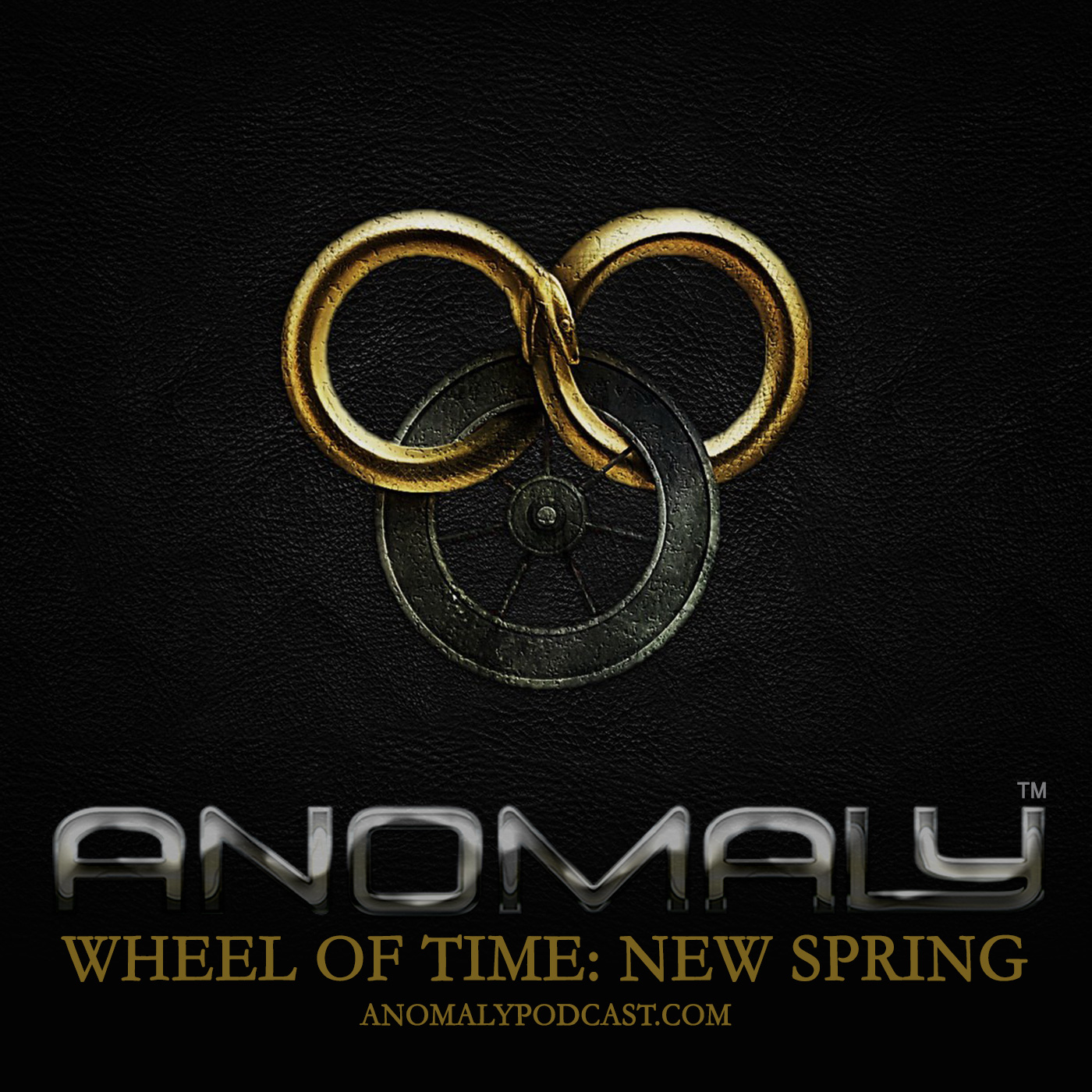 Artwork for Anomaly | An intro to The Wheel of Time & The Prequel: New Spring