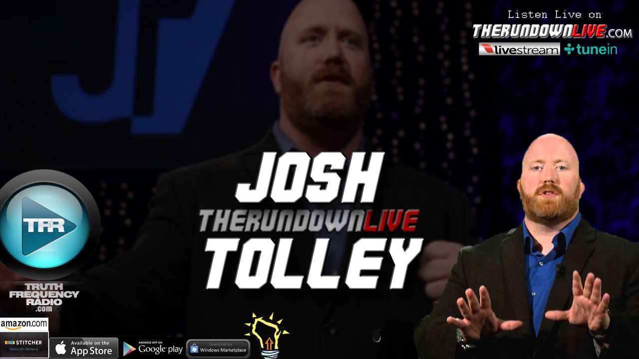 The Rundown Live #501 Josh Tolley (Business,College,Success)
