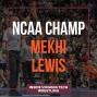 Artwork for NCAA Champion Mekhi Lewis - VT82