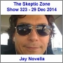 Artwork for The Skeptic Zone #323 - 29.Dec.2014