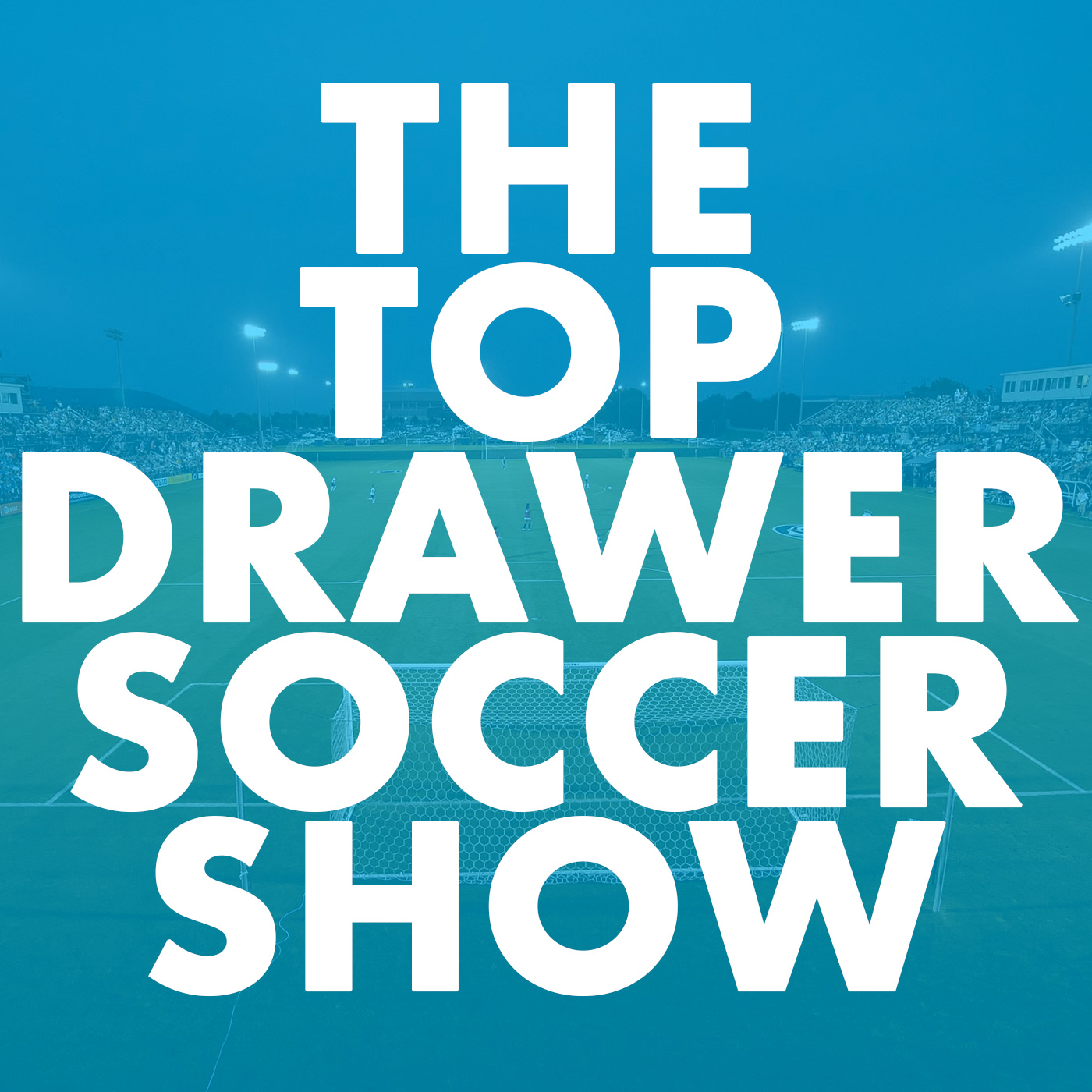 The TopDrawerSoccer Show: focus on the future with Top Drawer Soccer show art