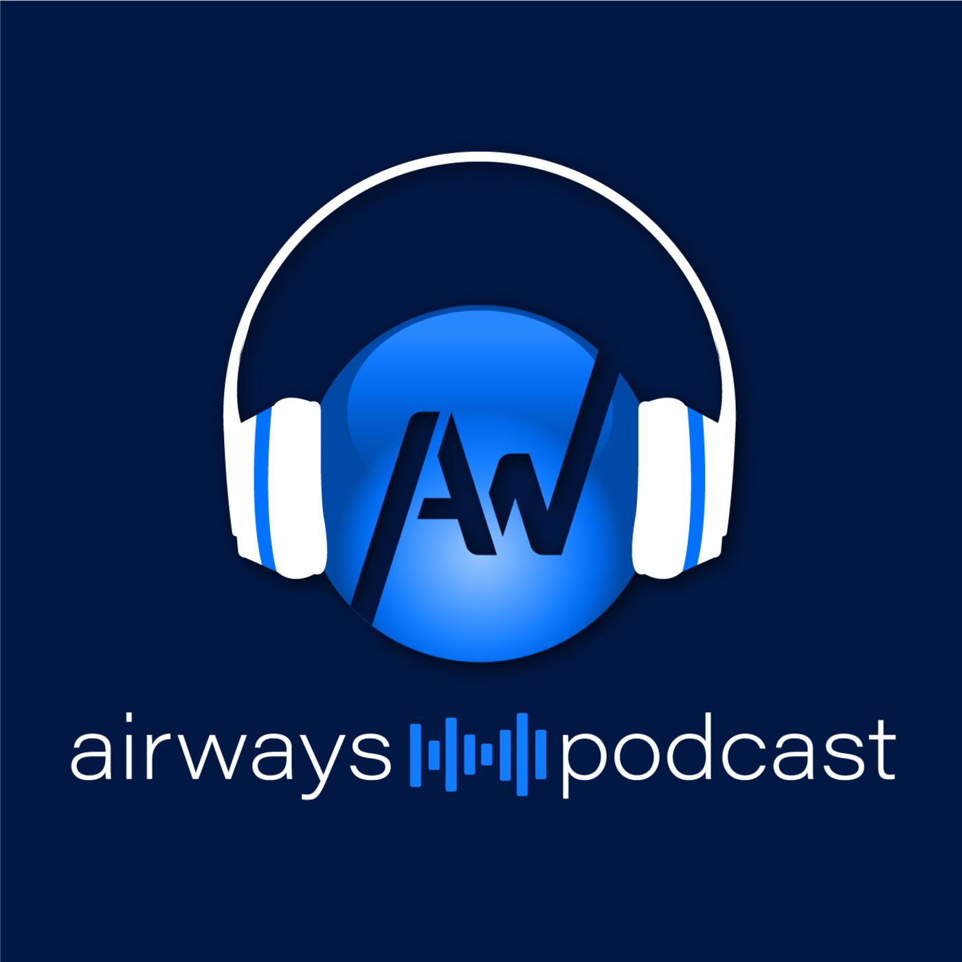Airways Podcast show art