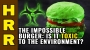 Artwork for The Impossible Burger: Is it TOXIC to the environment?