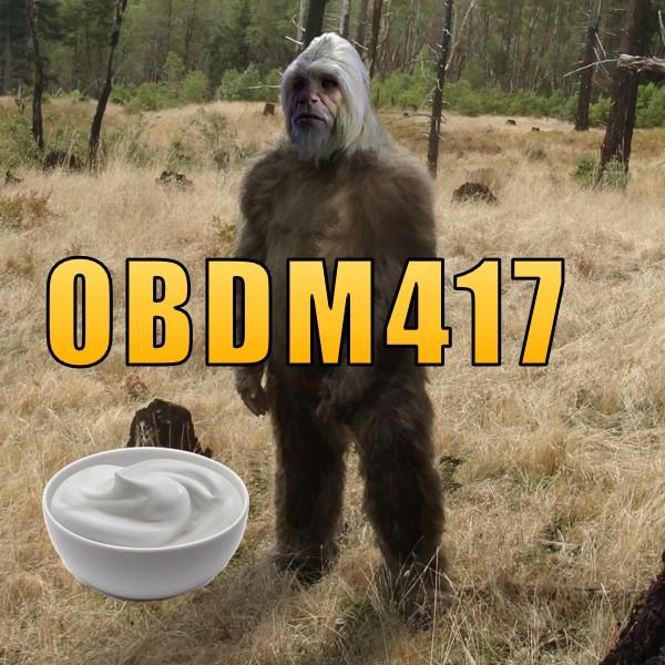 OBDM417 - Vagina Yogurt