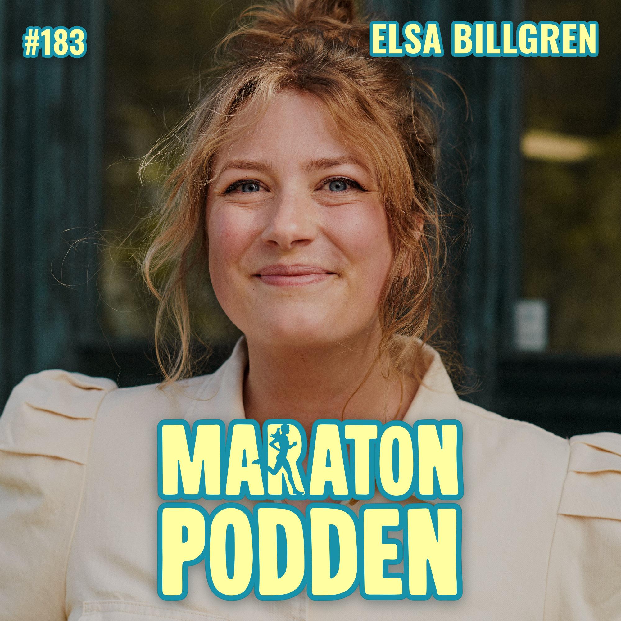 #183: Elsa Billgren, hångelvänliga löprundor och knäppa gympalärare