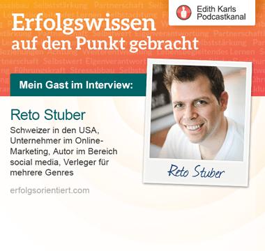 092 - Im Gespräch mit Reto Stuber
